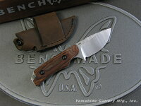 BENCHMADE/ベンチメイドハント#15016-2HiddenCanyonHunterヒドゥン・キャニオンハンター/ディモンド・ウッド2