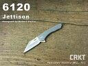 CRKT/コロンビアリバー #6120 ジェティソン /フォールディング ミニナイフ