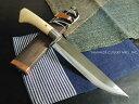 レッドオルカ 剣鉈 白紙割込 7寸(210mm) 磨き