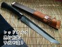 レッドオルカ 黒打剣鉈 甲伏せ造り 両刃【1尺】