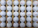 【Bランク】キャロウェイ クロムソフト 2018年 ホワイト 30球【中古】ロストボール ゴルフボール CHROME SOFT Callaway【送料無料】
