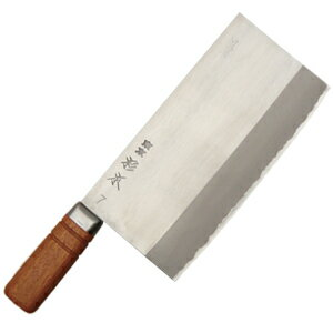 * Sugimoto Chinese kitchen knife No. 7 ☆.