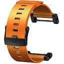 SUUNTO(スント) 正規品 コア ウレタンストラップ フラット オレンジ (SS013339000) [0026_SS013339000] バンド 腕時計用...