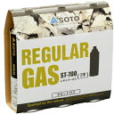 SOTO ソト 新富士バーナー SOTO REGULAR GAS ST-7001-32