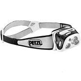 【送料無料】PETZL(ペツル) REACTIC+(リアクティックプラス)/ブラック E95 HNEヘッドライト ライト アウトドア LEDタイプ アウトドアギア