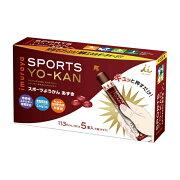 井村屋 スポーツようかん あずき 5本 11356