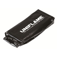 UNIFLAME ユニフレーム スモーカー収納ケース 600 ブラック 665947ブラックの画像