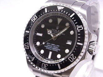 Rolex 116660 ROLEX sea dweller deepsea V-SS black dial automatic movement