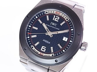 IWC IW323401 インヂュニア SS lindera board self-winding watch