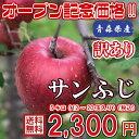 【送料無料】青森県産 サンふじ 訳あり 5Kg(約5キロ)  晩生種りんご 食品 果物 フルーツ お取り寄せグルメ