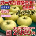 【送料無料】数量限定!青森県産 星の金貨 家庭用 5kg(約...