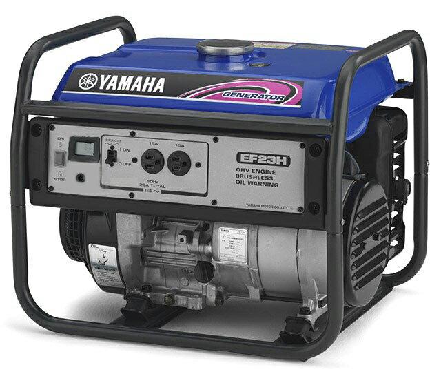 YAMAHA ヤマハ スタンダード発電機(60Hz)西日本用 EF23H EF-23H