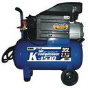 KNO oil type air compressor 1.5HP K-1530 30L air compressor