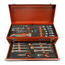 KTC 整備工具セット レッド LSK341X