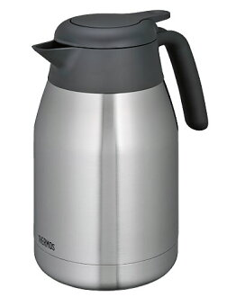 Thermos stainless steel 1.5 L THS-1500 SBK (black stainless steel)