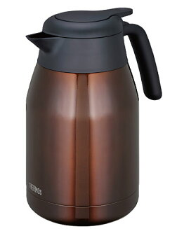 Thermos stainless steel 1.5 L THS-1500 CBW (-clear Brown