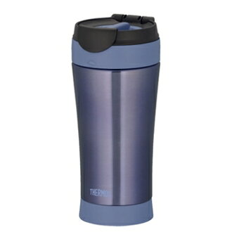 THERMOS thermos vacuum insulated tumbler mobile phone JND-400 MSB Misty Blue