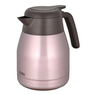 thermos stainless steel pot 1.0L THS-1000 CAC (cacao)