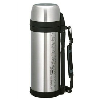 THERMOS thermos stainless steel wide bottle 2.0 L 2 l FDH-2005 SBK stainless steel black