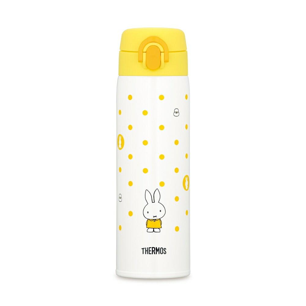 THERMOS サーモス 調乳用ステンレスボトル(キャラクター:ミッフィー)イエロー JNX-500B-Y /イエロー
