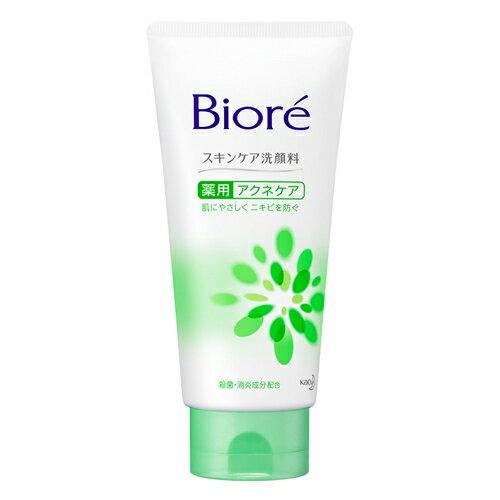 ビオレ スキンケア洗顔料薬用アク 130g