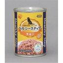 ショッピングアイリスオーヤマ アイリスオーヤマ ヘルシーステップ チキン 375g(ドッグフード・缶詰) P-HLC-C