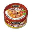 ペットライン ごちそうタイム(缶) 牛肉&ごろごろ野菜 80g
