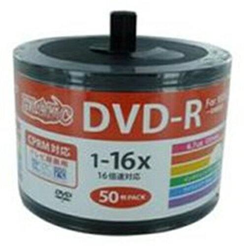 HI-DISC CPRM対応DVD-R(50P)...の商品画像