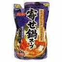 ニッスイ 土瓶型 寄せ鍋スープ(ストレート) 650g...