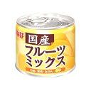 【訳あり品】【賞味期限2018年5月31日】いなば 国産フルーツミックス (食品・缶詰・くだもの) 205g