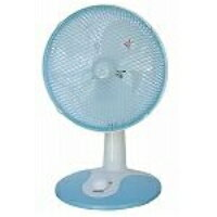 TEKNOS テクノス 18cm desk electric fan aqua blue TI-1881(A)