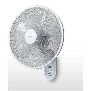 TEKNOSテクノスフルリモコンDC壁掛け扇風機40cm羽根ホワイトKI−DC477