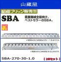 ���¥֥�å�:����ߥ֥�å� / SBA-270-30-1.0(2�ܥ��åȡ�SBA�����פ����ȵ����Ѥ��߷ס���ȯ���줿�֥�å��Ǥ�
