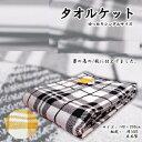 純日本製 タオルケット ゆったりシングルサイズ 〔今治:ボリュームアップタイプ〕
