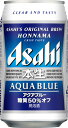 24 canned 350 ml of Asahi Jataka aqua blue Motoiri [RCP] [HLS_DU]