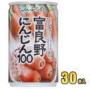 JA 富良野(ふらの)にんじん100 160g缶×30本入