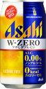 【ノンアルコールビール】アサヒ ダブルゼロ 350ml缶 24本入【RCP】【HLS_DU】