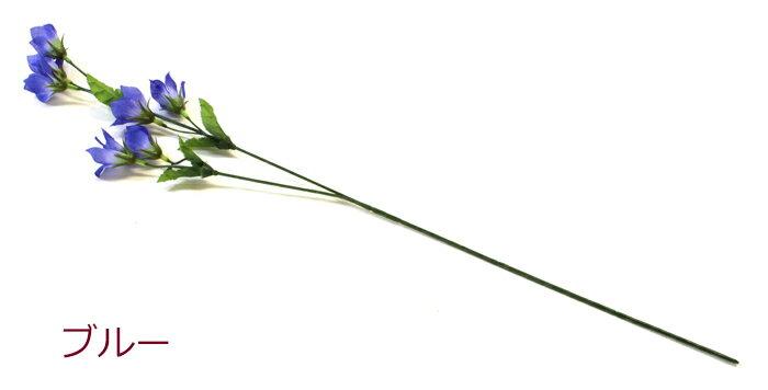 キキョウのスプレー24本入 造花 シルクフラワーの紹介画像3