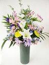 【送料無料】菩提寺の献花に【CT触媒】柔らかな色合いの仏様の花束大【k4u5643】