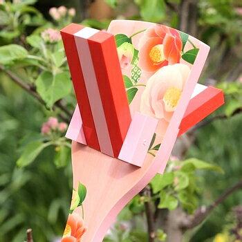 花鳴子乙女椿ピンク(よさこい鳴子)