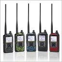 アイコム(ICOM) ID-51Plus2限定カラーモデル 144/430MHz デュアルバンド デジタルトランシーバー (GPSレシーバー内蔵・新機能搭載・データ通信ケーブル付属)