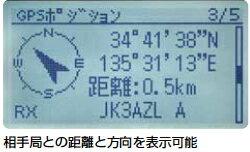 ID-31PLUS (ゴールド) 430MHz...の紹介画像3