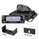 アイコム(ICOM) IC-2730D 144/430MHzデュアルバンド FM50W トランシーバー MBA-5/MBF-4セット