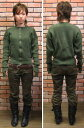 Swedish Defence Force full zip military sweater USED [Military] [marathon201305_ point]