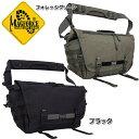 タフ自慢:マグフォース Tactical Messenger Bag ショルダー