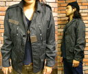 French military F2 jacket 黒染新品 military jacket [10P02jun13]