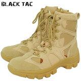 BLACK TAC 70-1586 CONQUEROR TYPE ブーツ 【3カラーデザート】国内基本送料無料(沖縄・離島は送料一部追加)