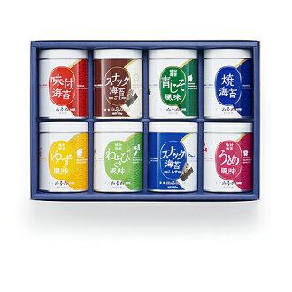< Yamamotoyama > 味什錦小吃海苔