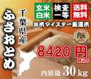 新米28年千葉ふさおとめ玄米30kg【精米無料】【玄米30kg精米27kg】【送料無料※一部地域を除く】