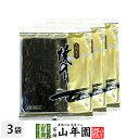 焼き海苔 ほろにが10枚入り×3袋セット送料無料 美味し